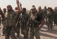 محاصره داعش در دیرالزور تنگتر شد