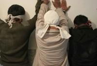 دستگیری سه قاتل فراری پس از سه سال/ قتل با اسلحه به خاطر اختلاف حساب
