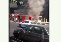 جزئیات آتشسوزی در پردیس کورش/ اکران فیلم ها از یک ساعت دیگر