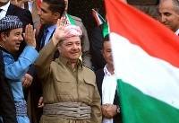 اردوغان خواستار توقف همه پرسی برای استقلال کردستان عراق شد