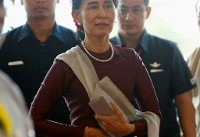 اولین واکنش خانم سوچی نسبت به وقایع استان راخین میانمار: ناقضان حقوق بشر مجازات خواهند شد