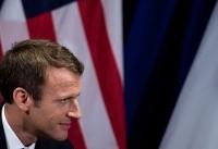 ماکرون: باید برنامه موشکی ایران را  کنترل کنیم / آماده اعمال تحریمهای جدید علیه ایران هستیم / ...