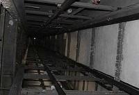 سقوط مرگبار کارگر به چاهک آسانسور +عکس