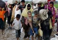 تعداد آوارگان روهینگایی در بنگلادش به ۴۸۰ هزار نفر رسید