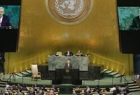 U.N. chief seeks to avoid war with N.Korea, takes digs at Trump