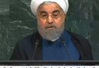 روحانی در مجمع عمومی سازمان ملل: تهدید را نمی پذیریم