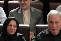 (تصاویر) اشکهای پدر و مادر مریم میرزاخانی