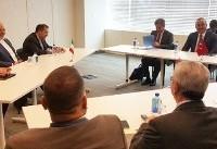 نشست سهجانبه وزرای امور خارجه ایران، عراق و ترکیه برگزار شد
