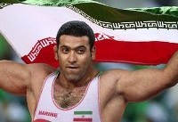 هتتریک کشتی پهلوانی ایران با طلای میرزاپور