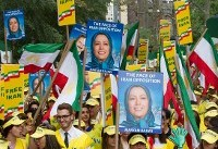 Iran Protesters at United Nations: Yes to Change in Iran, No to Rouhani
