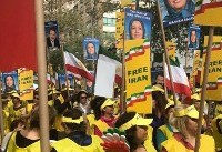Iranians Protest Over Rouhani UN Speech