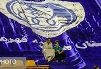 هفته هفتم لیگ برتر | استقلال خوزستان صفر - سپیدرود صفر