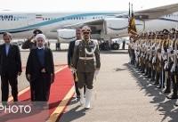 ویدئو / بازگشت روحانی از مقر سازمان ملل
