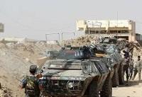 آغاز عملیات نیروهای عراقی برای آزادسازی شهرک حویجه از دست داعش