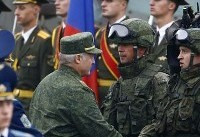 Belarus plays down Western fears of aggression stirred by joint war games with Russia
