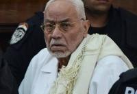 پیکر رهبر سابق اخوان المسلمین تحت تدابیر شدید امنیتی مخفیانه دفن شد