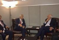دیدار ظریف با وزیران خارجه شیلی، برزیل و مونته نگرو