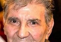 نادر گلچین درگذشت