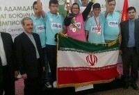 ۳ طلا حاصل تلاش شطرنجبازان ایران در مسابقات معلولان آسیا