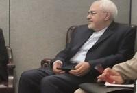 ظریف: هرگونه تولید، آزمایش و توسعه سلاح هستهای را مردود میدانیم