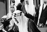 انتشار تصویری جنجالی از ملک فیصل در کتابهای درسی عربستان+ عکس
