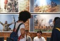نمایشگاه عکس فیلم های دفاع مقدس در موزه سینما برپا شد