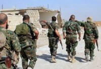 پیشروی ارتش سوریه در ریف شرقی دیرالزور