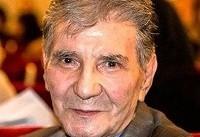 نادر گلچین درگذشت/خداحافظی با خواننده اصیل ایرانی