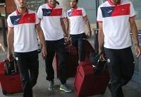 کاروان پرسپولیس در باشگاه ایرانیان مستقر شد