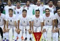 پیروزی پُرگل ایران مقابل تایلند/ صعود شاگردان ناظمالشریعه به نیمه نهایی