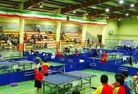 تهران قهرمان تنیس روی میز تیمی نونهالان پسر کشور شد