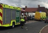 در حمله با ماده شیمیایی در لندن شش نفر مصدوم شدند