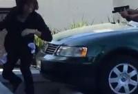 Shocking Video Shows California Cop Shooting Man