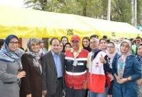 کمک ایرانیان مقیم مکزیک به آسیبدیدگان زلزله اخیر