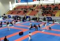 ۱۱ مدال برای کاراتهکاهای ایران در تورنمنت ترکیه