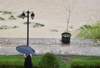 پیشبینی کاهش ۱۰ درصدی بارشهای پاییزی در چهارمحال و بختیاری
