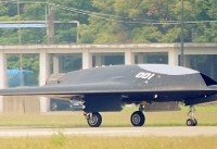 رونمایی چین از مخوفترین پهپاد جنگی؛ تانک هوایی که دو تن بمب حمل میکند