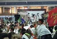 نجفی: شهیدان دانشآموز ایران را از حمله دشمنان حفظ کردند