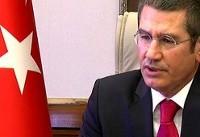 وزیر دفاع ترکیه: همهپرسی در کردستان میتواند منطقه را ملتهب کند