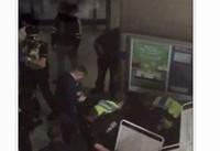 اسید پاشی در ایستگاه متروی استراتفورد در شرق لندن، ۶ مجروح برجای گذاشت