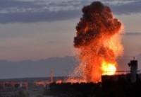 كشته شدن سه نیروی پیشمرگه بر اثر انفجار در كركوك