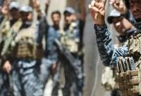نیروهای عراقی کرانه چپ شرقاط را به طور کامل آزاد کردند