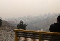 ثبت ۲۱ روز ناسالم برای تهران در ۶ ماهه اول سال/ ثبت آلوده ترین روزها در ...