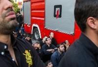 تدابیر ویژه آتشنشانی برای محرم/بازرسی آتش نشانان از تکایا و مساجد