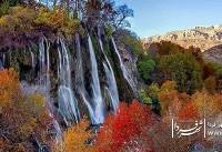 پاییزگردی در بیشه دورود+عکس