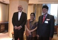 Iran, India, Oman, hold meeting in New York