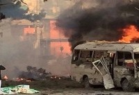 حمله علیه نیروهای خارجی در کابل به زخمی شدن ۳ غیرنظامی منجر شد
