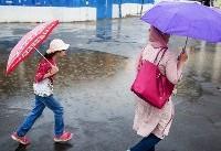 هوا تا آخر هفته بارانی است/ دما ۱۲ درجه کاهش یافت