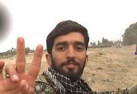 پیکر شهید «محسن حججی» وارد تهران شد