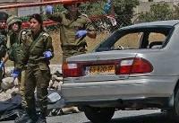 ۳ نظامی صهیونیست در کرانه باختری کشته شد